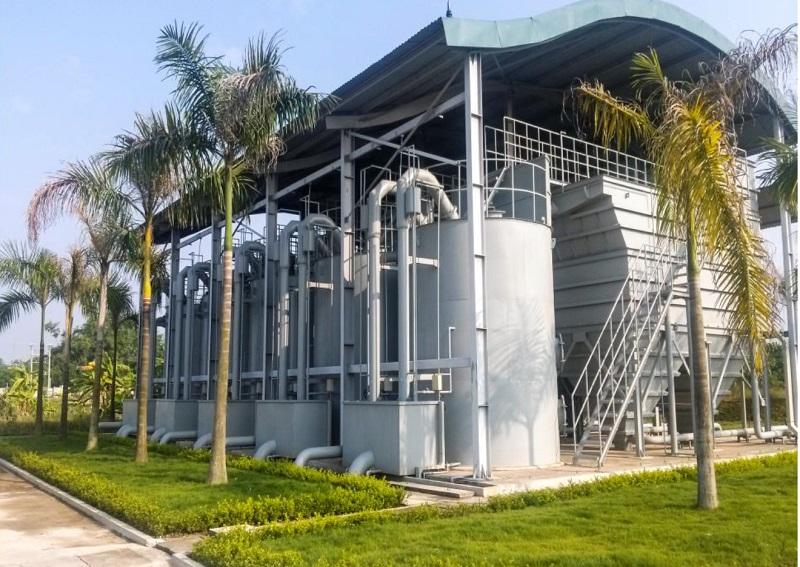 Futech cung cấp giải pháp xử lý nước thải
