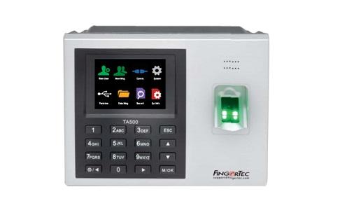 Thiết bị chấm công Fingertec TA500
