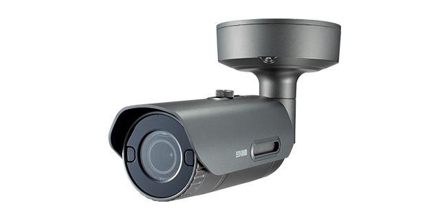 Camera IP Thân trụ hồng ngoại wisenet 12MP PNO-9080R