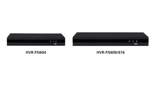 Đầu ghi hình 4 kênh POE HVR-FN604