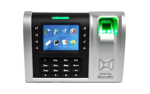 Thiết bị chấm công Fingertec TA200 Plus