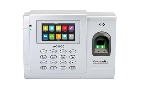 Thiết bị chấm công Fingertec AC100C