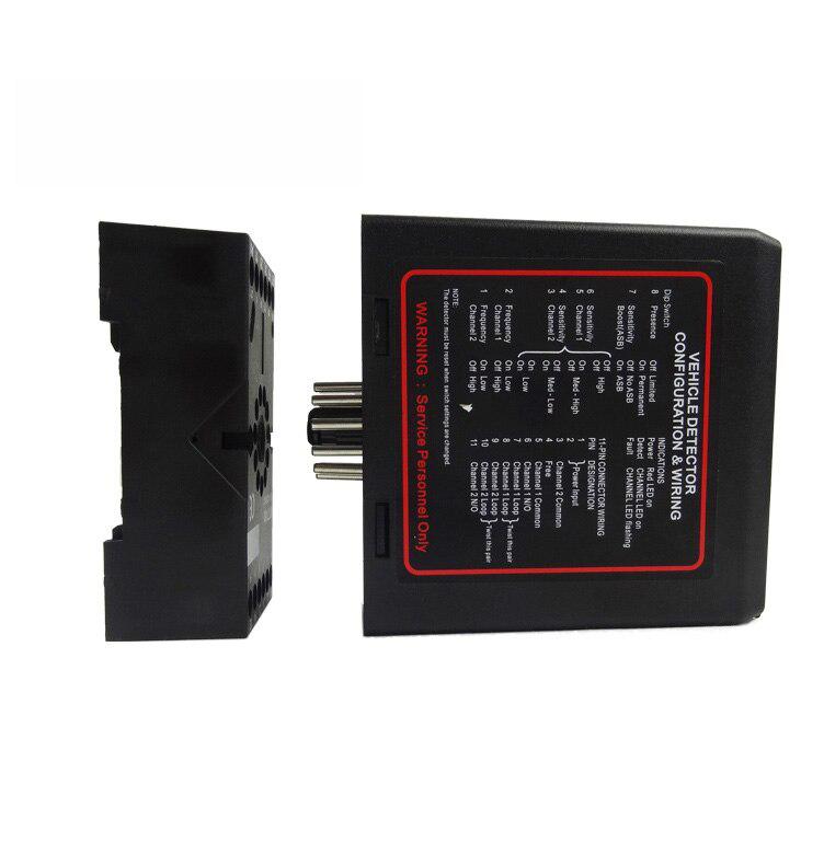 Bộ dò vòng từ single loop detector KZ-LD.01