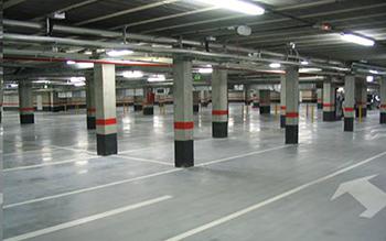Hệ thống hướng dẫn đỗ xe - báo trống tầng hầm PGS
